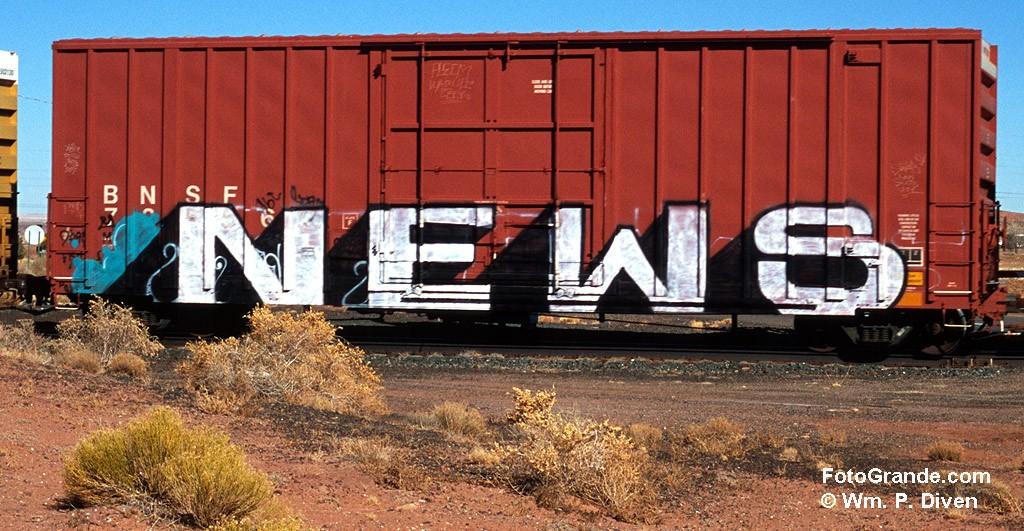 News-boxcar